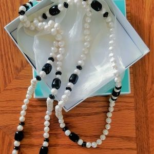 Jewelry - From Paris Genuine Freshwater Pearl Necklace